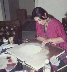 ليلى العطار   Layla Al-Attar