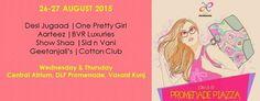 Event at delhi malls.................http://allindiashopingmalls.blogspot.in/2015/08/promenade-piazza-present-exclusive.html