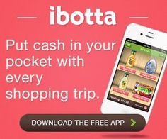 Ibotta (pronouced I-Bought-Uh) is a fun and easy way to earn real money just for buying your favorite products. Learn about products by taking polls, reading facts or watching short videos – you choose how much or how little. It works in over a dozen of your favorite stores! Download it NOW and learn how to maximize your savings right here!