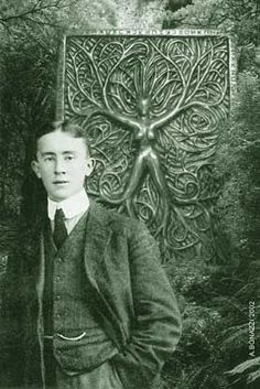 JRR Tolkien - author of The Hobbit, Lord of the Rings - http://en.wikipedia.org/wiki/J._R._R._Tolkien