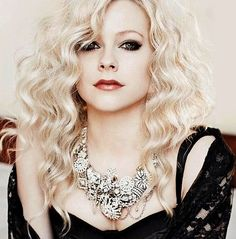 Rockin' Glamourous Necklace/Avril Lavigne