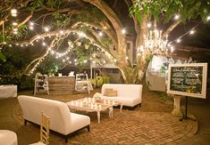 49 Very Romantic Backyard Wedding Decor Ideas - Wedding