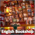 Panton English Bookshop Milan