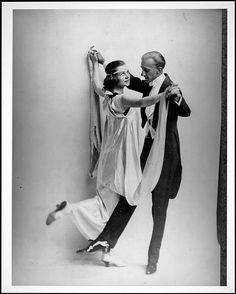 Vernon and Irene Castle  Vernon and Irene Castle were a husband-and-wife team of ballroom dancers of the early 20th century. They are credited with invigorating the popularity of modern dancing.