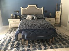 Kalin Home Furnishings has been offering the latest fashion trends and designs since Stop by today to see what we have to offer. Decor, Furnishings, Chaise Lounge, Bed, Furniture, Custom Benches, Chaise, Home Decor, Home Furnishings