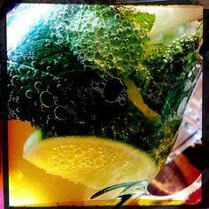 @K_shah Drinks Bubbles Lemon Green Yellow