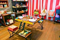 Tantrum Kids—The Circus Is in Town! - Remodelista