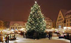 2015. Таллин.Фото с сайта christmasmarket.ee