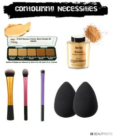 Contouring - http://www.beautysets.com/sets/44638 - Looks Club/Party Wedding