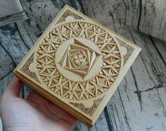 Jewelry Box rustieke Home Decor opslag Trinket deksel 5e verjaardag bruiloft Basswood Tabel Centerpiece Houten geschenkdoos