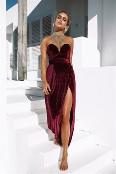 Grenadine Gown by SABO SKIRT