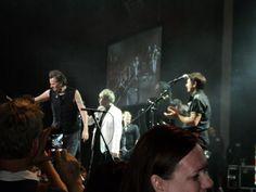 John Taylor, Nick Rhodes, Roger Taylor & Dom Brown - Duran Duran live at The Joint, Hard Rock Hotel & Casino in Tulsa, Oklahoma (08/15/2012)