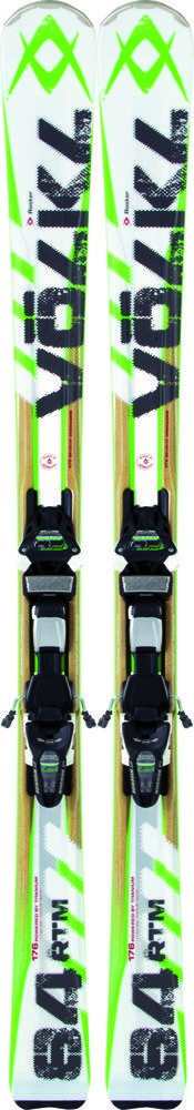 d73522b1 Three skis—the 80 and Völkl's RTM series, or Ride the Mountain, are fully  rockered.