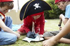 12 Pirate Party Games That WIll Shiver Their Timbers