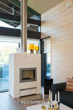 Tulikivi Valkia | Asuntomessut