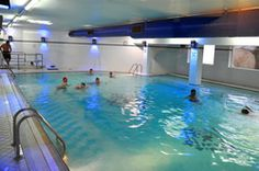 Leisure Centre Pool. Abbey Hotel Guests have full use of centre next door
