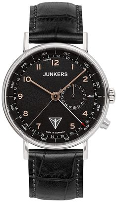 Junkers Watch Eisvogel Watch available to buy online from with free UK  delivery. 1f57472e78