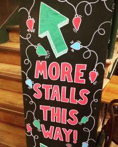 2 floors of designer maker goodness! #hnmarket #wintermarket #Christmas market #maltcross #Nottingham