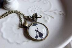 Halskette bronze Mary Poppins
