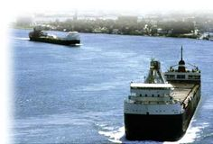 freighters Port Huron, Lake Huron, Great Lakes Ships, The St, Water Crafts, Ontario, Boats, Michigan, Europe