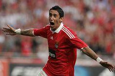 #DiMaria #Benfica #RealMadrid