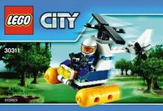 View LEGO instructions for Swamp Police Helicopter set number 30311 to help you build these LEGO sets Lego Sets For Sale, Best Lego Sets, Building Sets For Kids, Building Toys, Quad, Construction Toys For Boys, Legoland California, Lego Police, Lego Fire