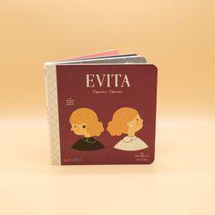 LIL LIBROS EVITA: OPPOSITES/OPUESTOS BOOK
