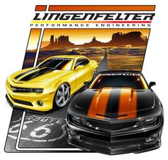 Lingenfelter SS Route 66 T Shirt (260) 724-2552 #Camaro www.lingenfelter.com #Chevy #Lingenfelter