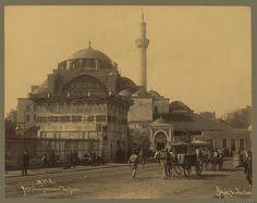 Kılıç Ali Paşa Camii Sébah & Joaillier 1888-1910 LOC Arşivi