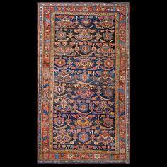 Bijar Rug - Persia - 1890