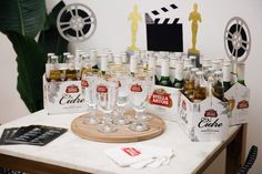 Oscars Viewing Party with Stella Artois | Thrifts and Threads