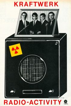 Kraftwerk's Radio-Activity, 1975