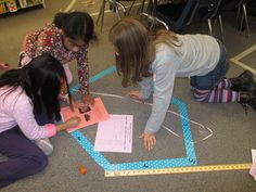 10 Hands-On Strategies for Teaching Area and Perimeter-these are great have used some but excited to try other one's! Math Strategies, Math Resources, Math Activities, Math Teacher, Teaching Math, Teaching Ideas, Teaching Tools, Fifth Grade Math, Grade 3