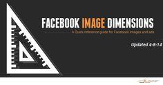 The latest Image Dimensions as at April Timeline, Posts, Ads [Infographic] - Jon Loomer Digital Facebook Marketing, Internet Marketing, Social Media Marketing, Digital Marketing, Design Facebook, New Facebook Page, Latest Facebook, Graphic Design Tools, Web Design