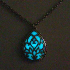 Hey, I found this really awesome Etsy listing at https://www.etsy.com/listing/105767007/blue-heart-drop-glow-in-the-dark