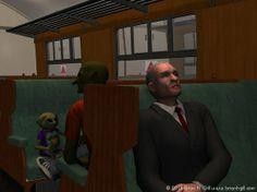 St. Patrick's Day, 2014: last train to Cuain Caite