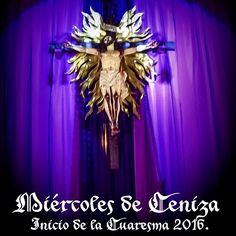 Inicia la Cuaresma 2016. Santuario de Ntra. Señora de Guadalupe y la Sagrada Hostia Encarnada. Ciudad de México.