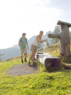 Hotel Kronenhirsch in Russbach, Dachstein West Salzburg Austria, Mountain S, Alps, Hiking, Couple Photos, Holiday, Nature, Small Hotels, Walks