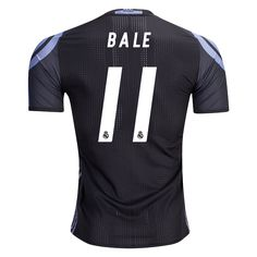 729e24727 Nike Gareth Bale Real Madrid Authentic Third Jersey 16 17