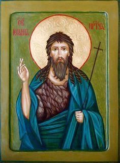 St. John the Baptist by Anna Gełdon