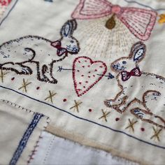 Working with fellow stitchers today here In south London and so happy to see this template of mine so beautiful stitched by Sue #jessiechorleyembroidery #jessiechorleytheshop #stitching #embroidery #jessiechorleyembroiderytemplates www.jessiechorley.com