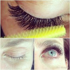 Volume lashes soft and sturdy, full fans given an extensive coverage for small spaced lashes These were a birthday set  I would usually do shorter fans for the length of these natural lashes (but she threatened me ) #volumelashes #russianvolume #brighton #brightonlashes #2dvolume #beautybrighton #brightonbeauty #turnbeautiful #lashmapping #lashdesign #lashes #lashenvy #lashesuk