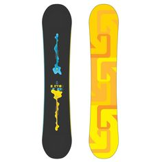 Burton - Process Mid Wide V Rocker Snowboard 2011