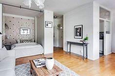 Para morar em um apartamento de 35 m2