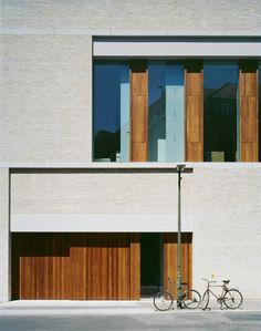 """Sieger """"Büro- und Gewerbebauten"""" Fritz-Höger-Preis 2008. Foto: (c) Ioana Marinescu"""