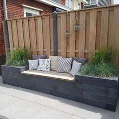 55230b870bd2f8ac0bcc12ff5478bb39 Garden Design Ideas On A Budget, Small Garden Design, Garden Ideas, Garden Tips, Garden Inspiration, Backyard Fences, Backyard Landscaping, Backyard Ideas, Garden Fences