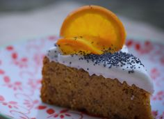Gluten-free orange and almond cake with yoghurt icing  http://stepsinthyme.com/2015/04/13/tea-and-cake/