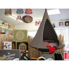 Hamaca Bonsai para 1 niño, color Taupe de Cacoon en Tendenza Store