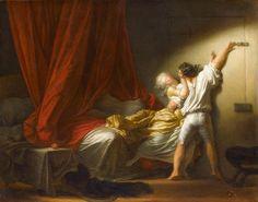 Fragonard - Le verrou