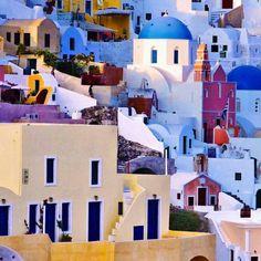 SunSanJewelry on Etsy - Shop Updates Santorini, My Dream, Greece, Etsy Shop, Mansions, House Styles, Painting, Shopping, Beautiful